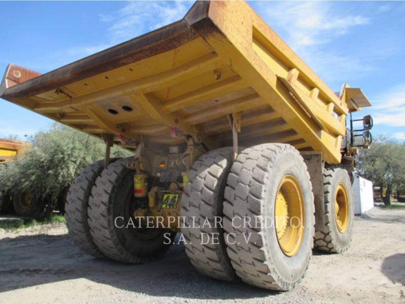 CATERPILLAR OFF HIGHWAY TRUCKS 777GLRC equipment  photo 9
