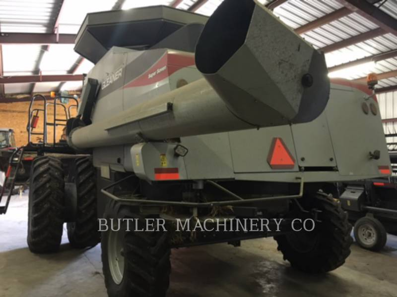 GLEANER COMBINADOS S77 equipment  photo 4