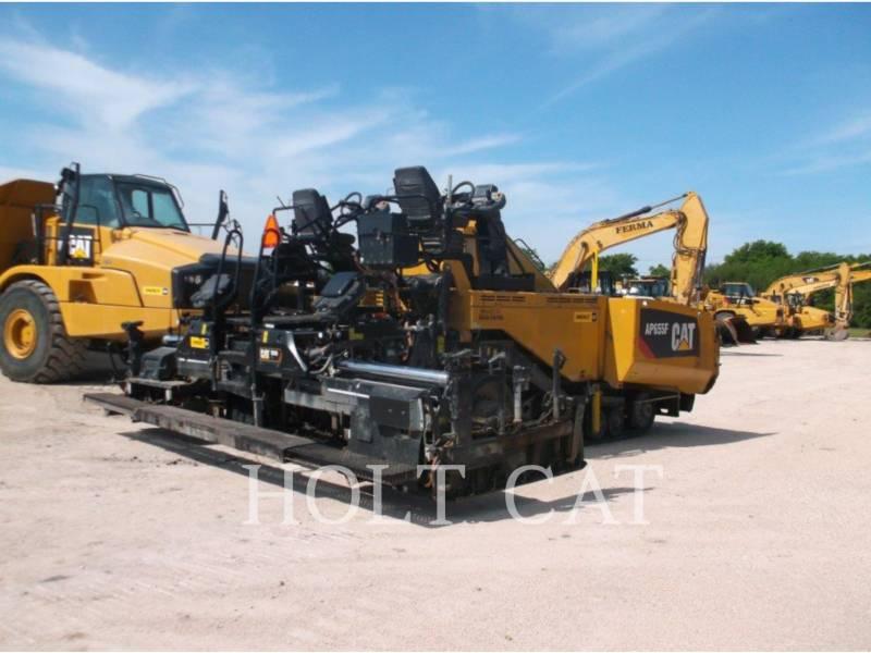 CATERPILLAR ASFALTATRICI AP655F equipment  photo 1