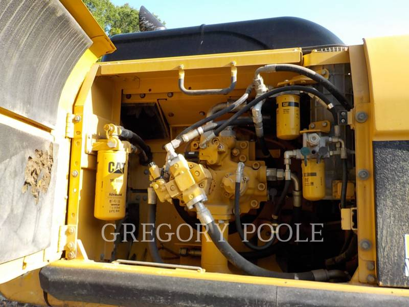 CATERPILLAR KETTEN-HYDRAULIKBAGGER 330DL equipment  photo 15