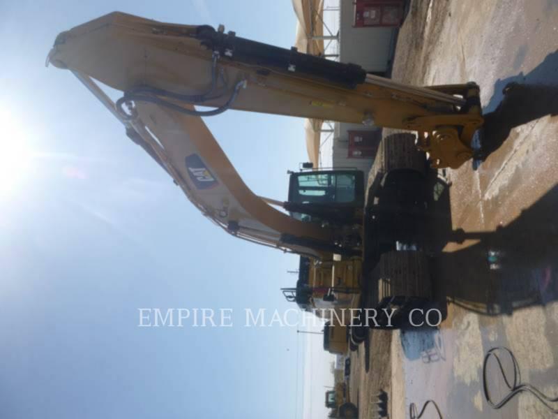 CATERPILLAR TRACK EXCAVATORS 349F     P equipment  photo 1