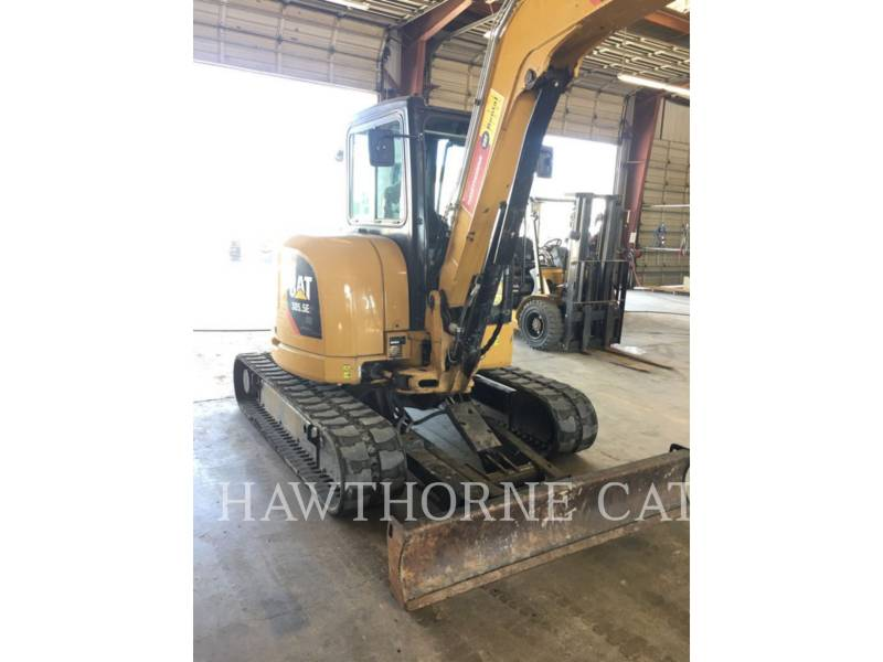 CATERPILLAR TRACK EXCAVATORS 305.5E2 PO equipment  photo 5