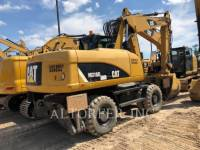 Equipment photo CATERPILLAR M318D PELLES SUR PNEUS 1