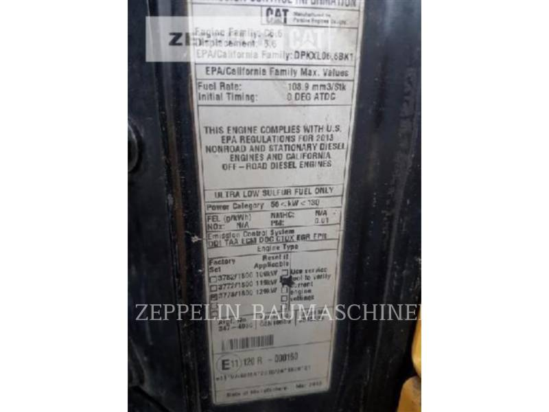 CATERPILLAR RADLADER/INDUSTRIE-RADLADER 930K equipment  photo 22