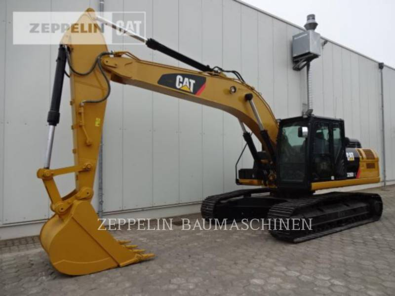CATERPILLAR KETTEN-HYDRAULIKBAGGER 326D2 equipment  photo 1
