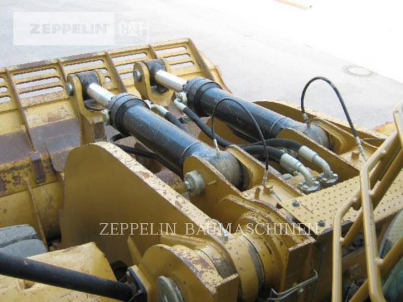 CATERPILLAR RADLADER/INDUSTRIE-RADLADER 980K equipment  photo 24