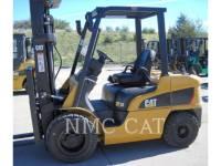 Equipment photo CATERPILLAR LIFT TRUCKS 2P7000_MC ELEVATOARE CU FURCĂ 1