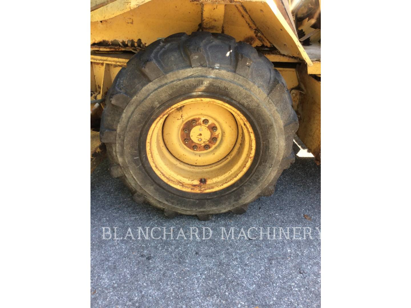 Detail photo of 1991 Caterpillar 416 II from Construction Equipment Guide