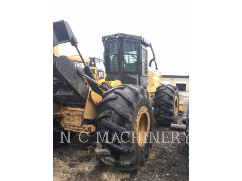 CATERPILLAR FORSTWIRTSCHAFT - HOLZRÜCKER 535D equipment  photo 4