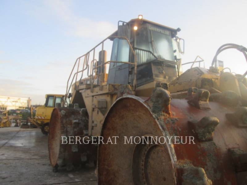 CATERPILLAR COMPACTEURS 836H equipment  photo 7