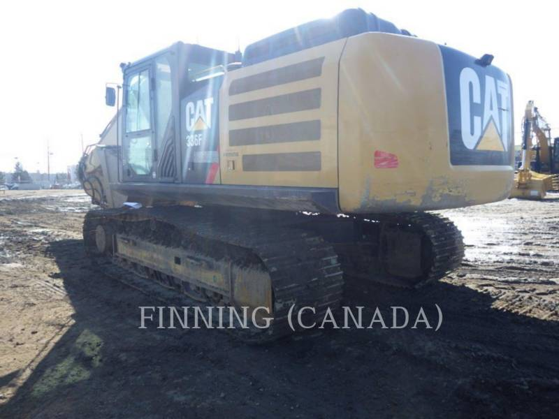 CATERPILLAR RUPSGRAAFMACHINES 336FL equipment  photo 4