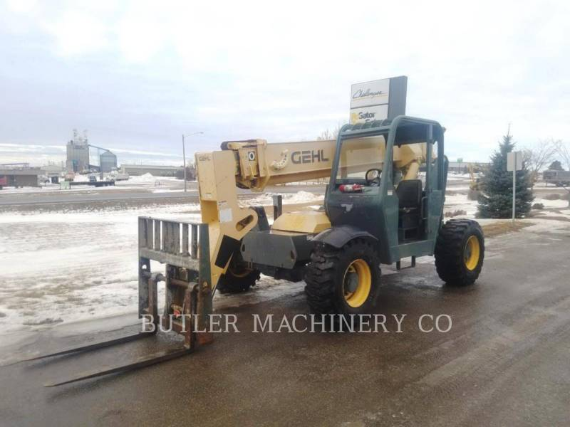 GEHL COMPANY TELEHANDLER RS6-34 equipment  photo 1