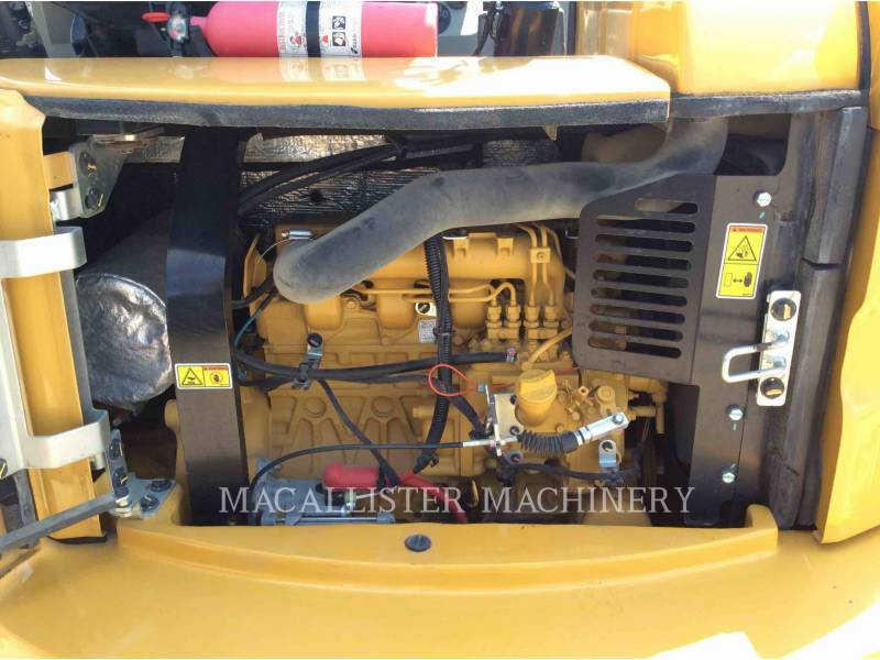 CATERPILLAR RUPSGRAAFMACHINES 305E equipment  photo 8