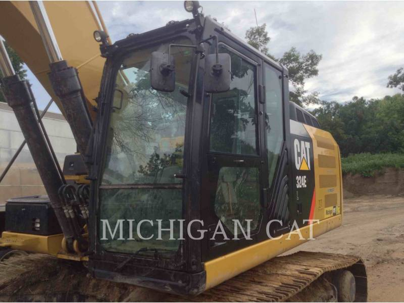 CATERPILLAR TRACK EXCAVATORS 324EL P equipment  photo 10