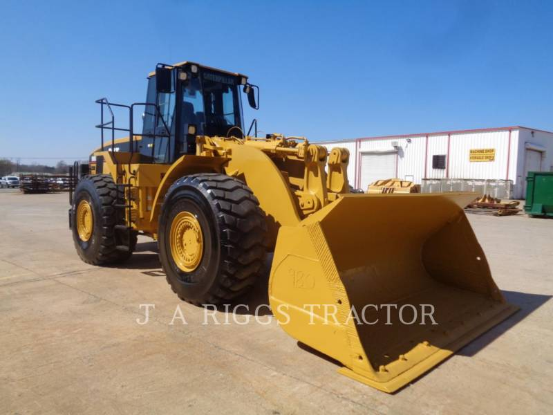 CATERPILLAR CARGADORES DE RUEDAS 980G equipment  photo 7