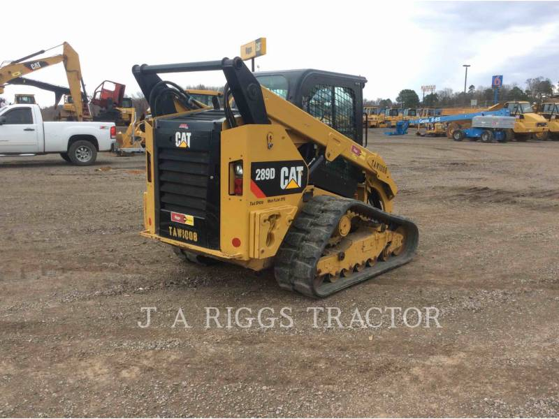CATERPILLAR SKID STEER LOADERS 289D AH equipment  photo 6