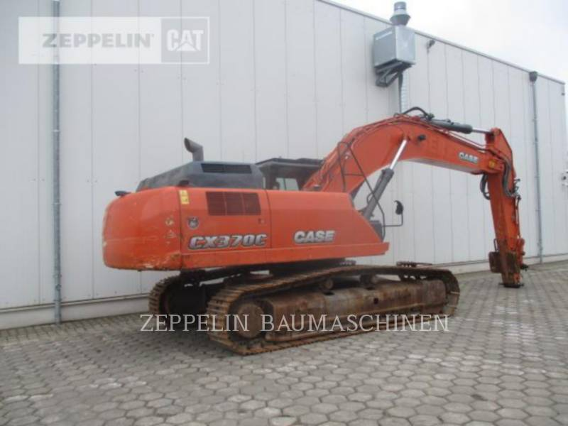 CASE TRACK EXCAVATORS CX370C equipment  photo 4