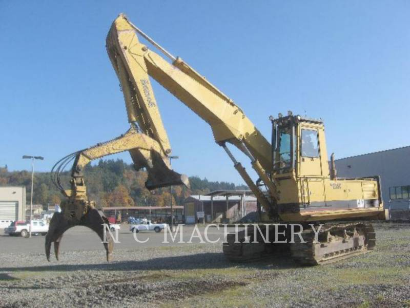 CATERPILLAR MÁQUINA FORESTAL 235C equipment  photo 1