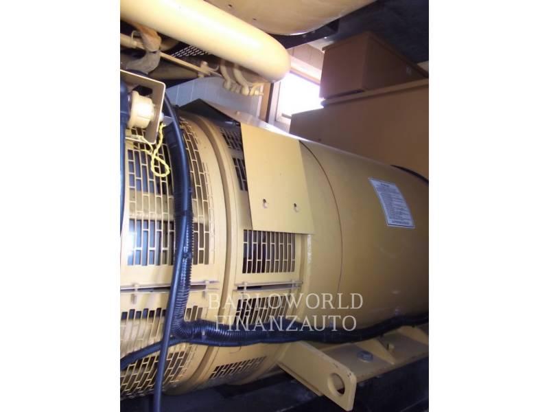 CATERPILLAR STROMERZEUGER (OBS) 3512B equipment  photo 5