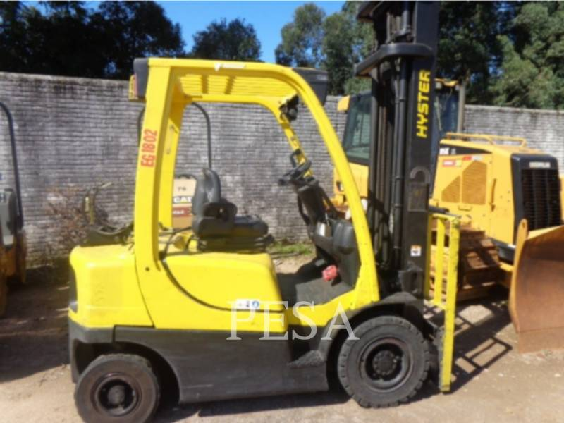 HYSTER GABELSTAPLER H40FT equipment  photo 1