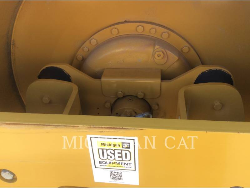 CATERPILLAR VIBRATORY SINGLE DRUM SMOOTH CS54B equipment  photo 18