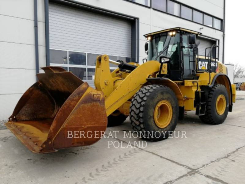 CATERPILLAR CARGADORES DE RUEDAS 962K equipment  photo 11