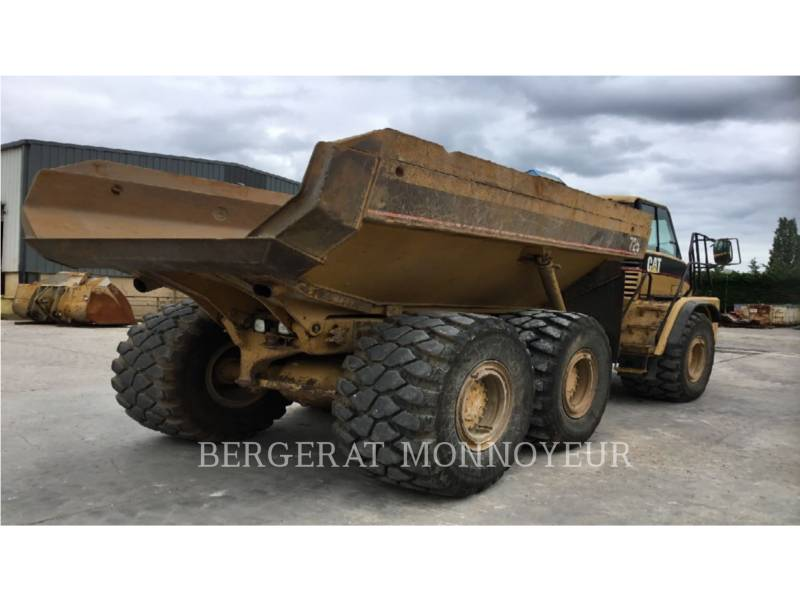 CATERPILLAR DUMPER ARTICOLATI 725 equipment  photo 5
