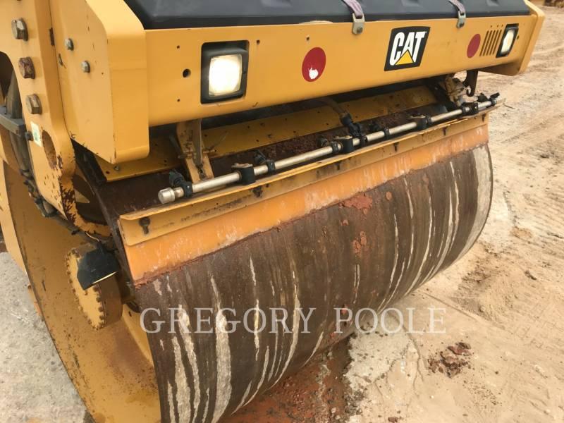 CATERPILLAR TANDEMOWY WALEC WIBRACYJNY DO ASFALTU (STAL-STAL) CB54B equipment  photo 12
