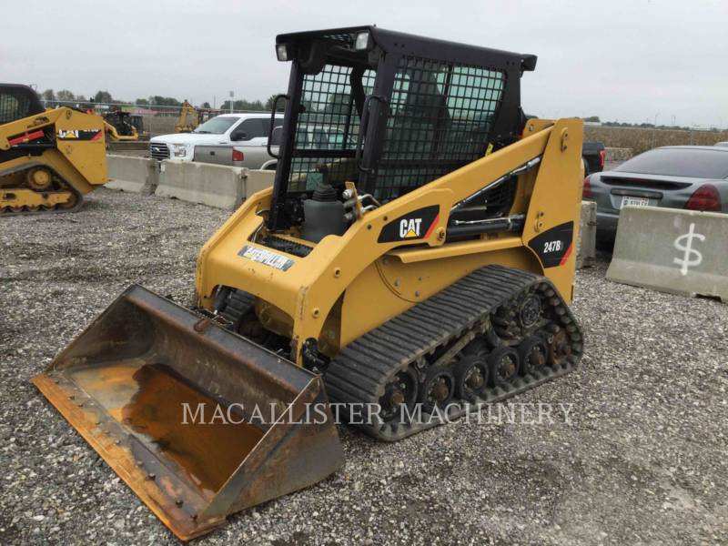 CATERPILLAR 多様地形対応ローダ 247B3 equipment  photo 1