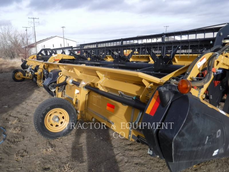 LEXION COMBINE  COMBINE HEADER 1200 MAX FLO equipment  photo 1