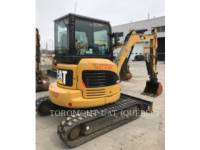 CATERPILLAR TRACK EXCAVATORS 304D CR equipment  photo 4