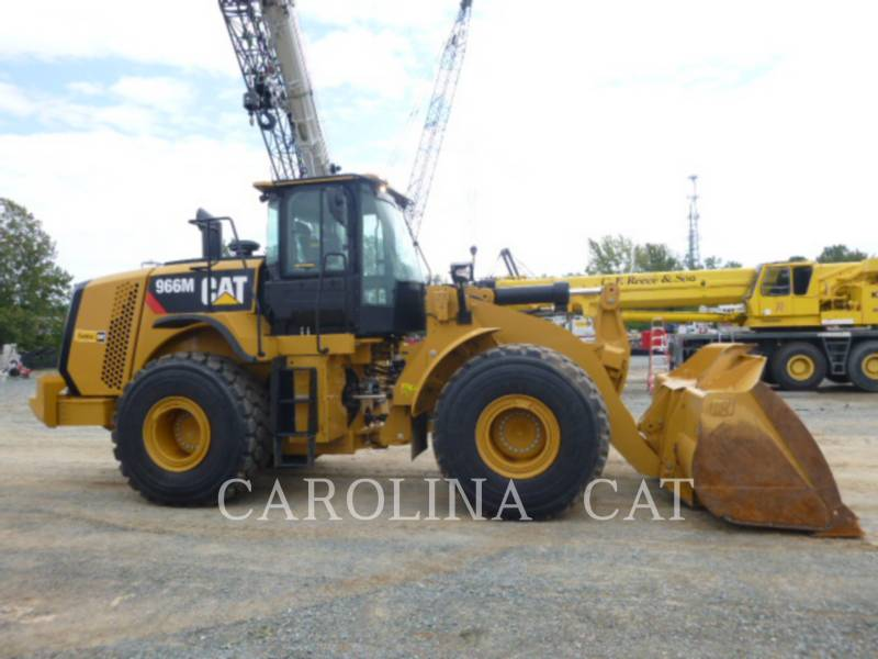 CATERPILLAR RADLADER/INDUSTRIE-RADLADER 966 M equipment  photo 4