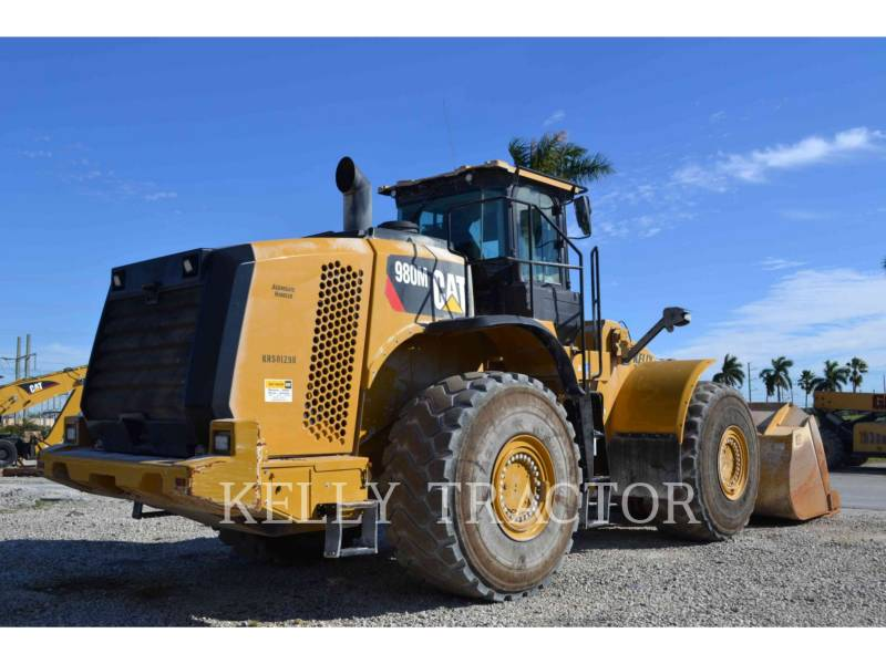CATERPILLAR RADLADER/INDUSTRIE-RADLADER 980M equipment  photo 3
