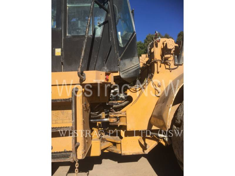 CATERPILLAR RADLADER/INDUSTRIE-RADLADER 972H equipment  photo 8
