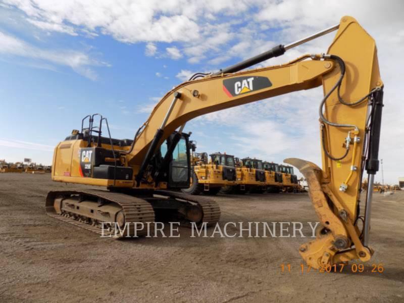 CATERPILLAR TRACK EXCAVATORS 329EL equipment  photo 1