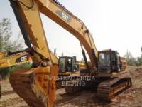 Equipment photo CATERPILLAR 349D2 KETTEN-HYDRAULIKBAGGER 1