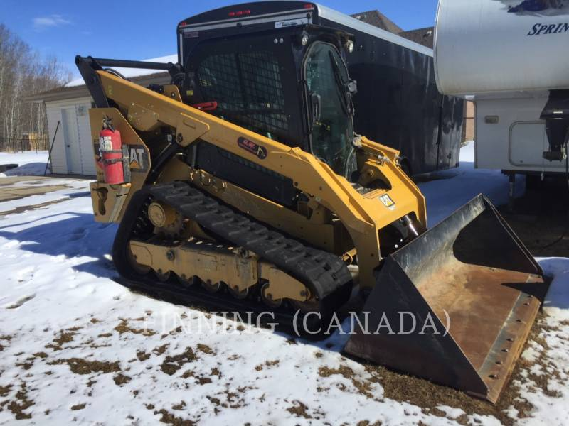 CATERPILLAR CHARGEURS TOUT TERRAIN 299D2 equipment  photo 1