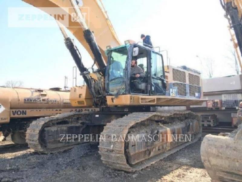 CATERPILLAR トラック油圧ショベル 390DL equipment  photo 4