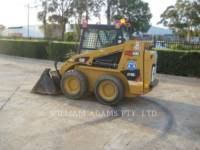 Equipment photo Caterpillar 216B3 MINIÎNCĂRCĂTOARE RIGIDE MULTIFUNCŢIONALE 1