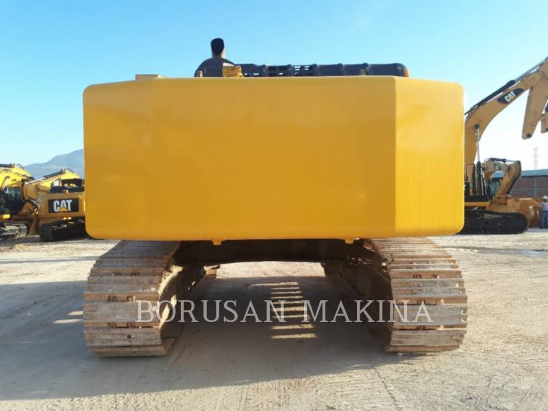 KOMATSU TRACK EXCAVATORS PC 600 equipment  photo 5