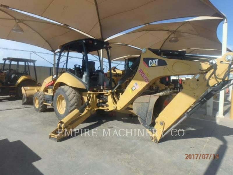 CATERPILLAR RETROEXCAVADORAS CARGADORAS 420F 4EO equipment  photo 3
