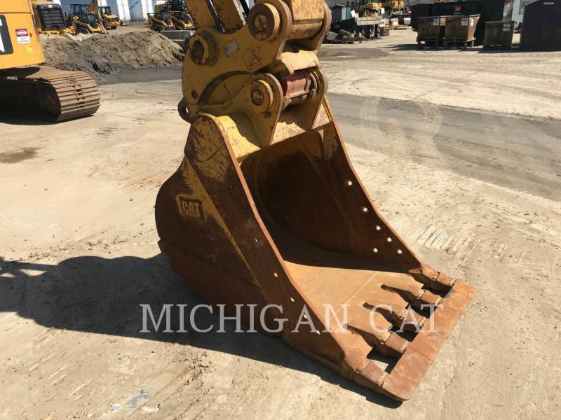 CATERPILLAR KETTEN-HYDRAULIKBAGGER 320EL PQ equipment  photo 19
