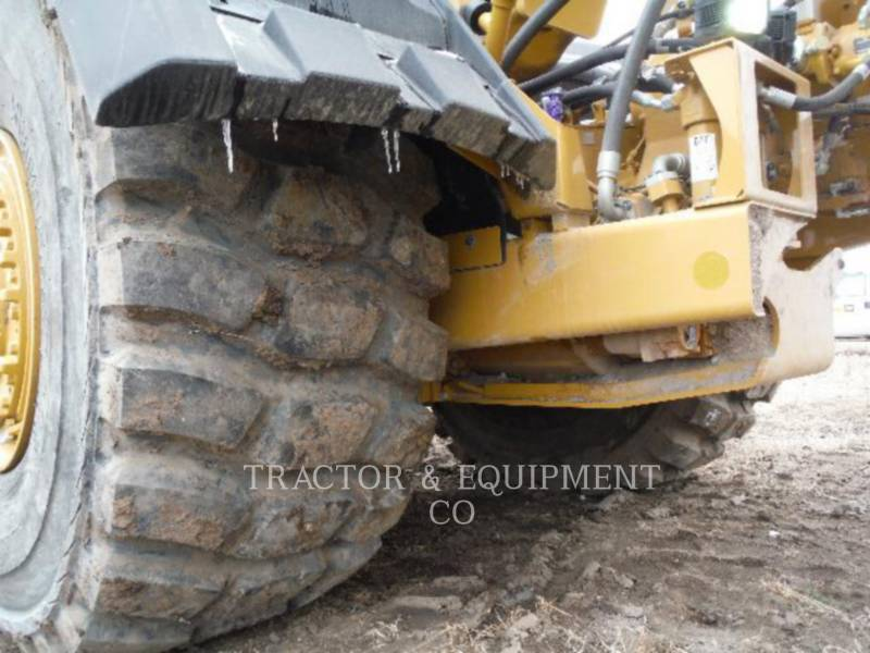 CATERPILLAR WHEEL TRACTOR SCRAPERS 627K equipment  photo 10