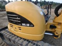 CATERPILLAR TRACK EXCAVATORS 305.5DCR equipment  photo 18