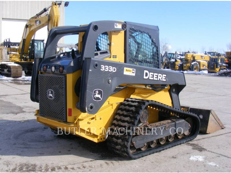 DEERE & CO. スキッド・ステア・ローダ 333D equipment  photo 4