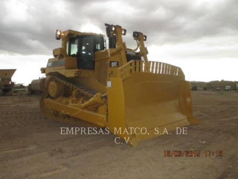 CATERPILLAR TRATORES DE ESTEIRAS D9T equipment  photo 2