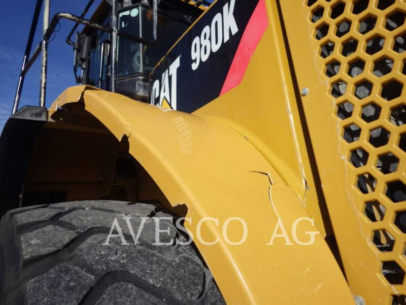 CATERPILLAR CARGADORES DE RUEDAS 980K equipment  photo 7