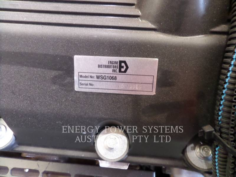 CATERPILLAR POWER MODULES (OBS) G80F3 equipment  photo 6