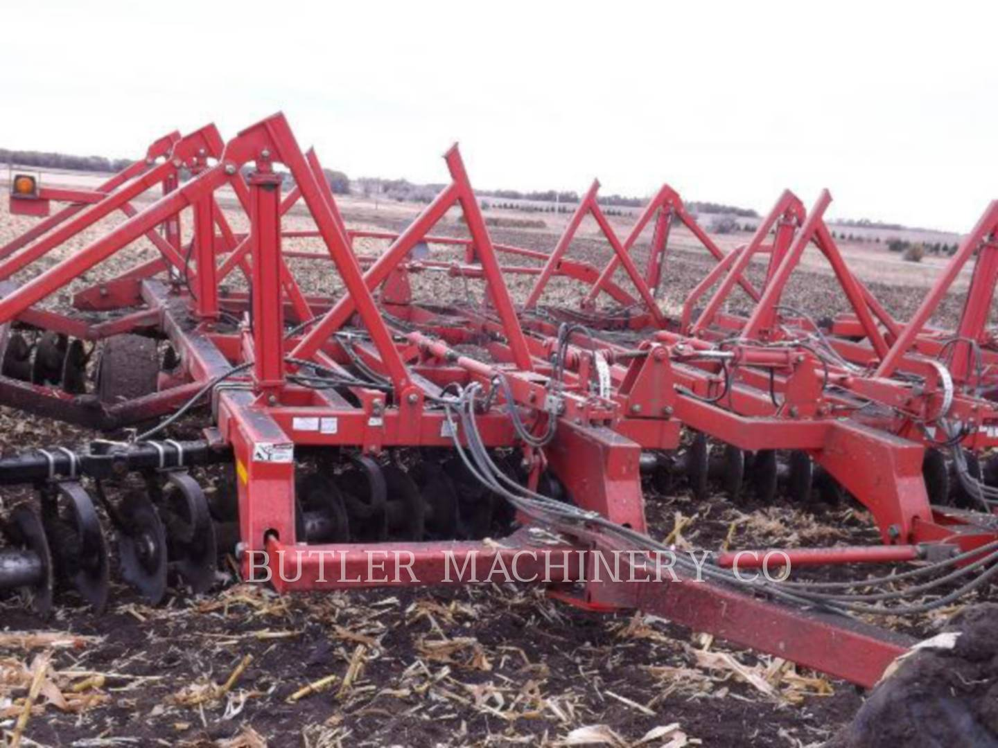 Detail photo of 2007 SUNFLOWER SF1544-45 from Construction Equipment Guide