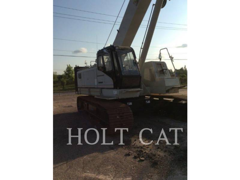 LINK-BELT CONST. CRANES TCC450 equipment  photo 4